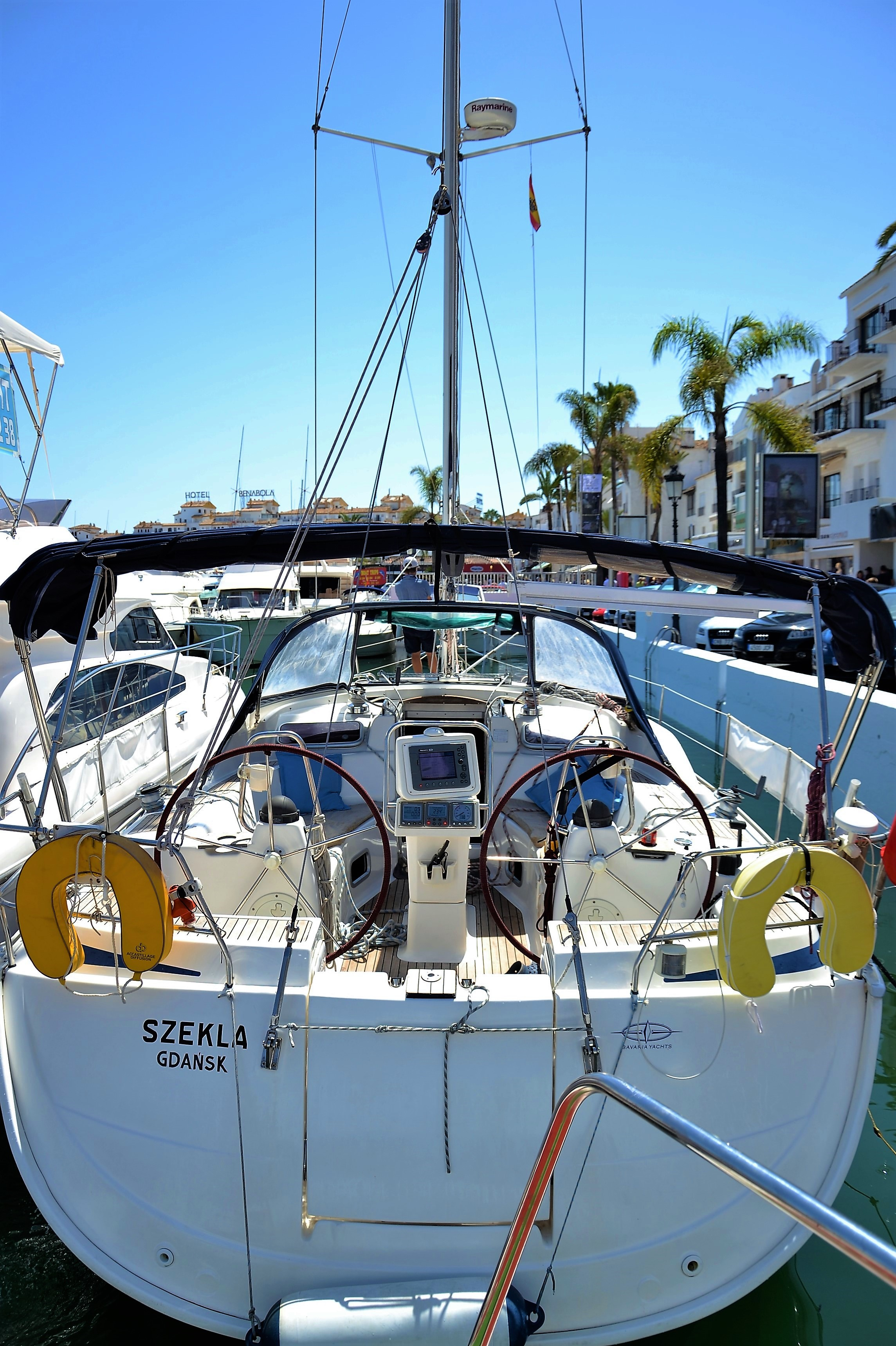Luxury yacht charter puerto ban s eternity home spain - Eternity gran canaria ...